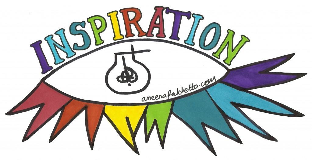 inspiration to blog