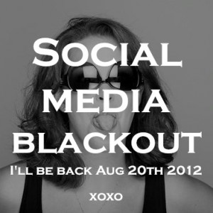 socialmediablackout